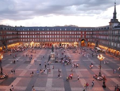 Площадь Plaza Mayor