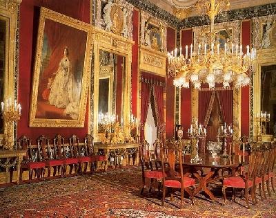 Мадридский Королевский дворец