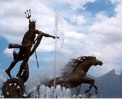 Скульптура Нептун