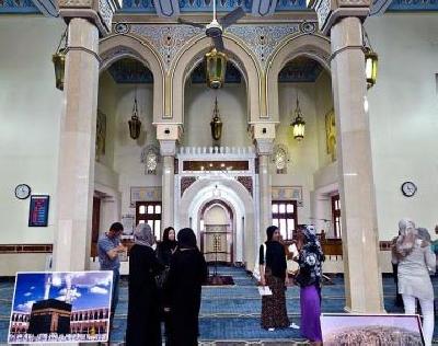 Мечеть Джумейра