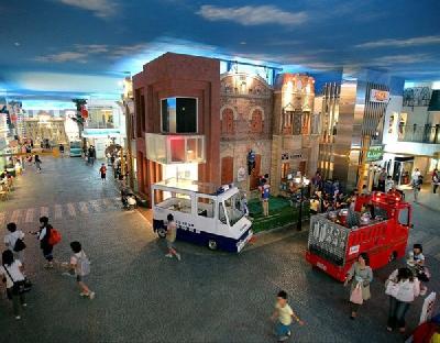 Торговый центр Dubai Mall, KidZania и Ski Dubai