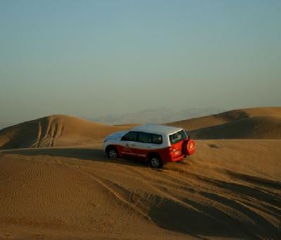 Дубайский пустынный заповедник