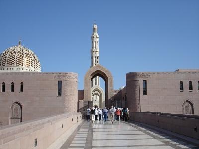 Большая мечеть Дубая