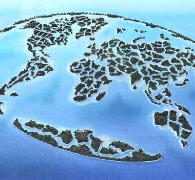 Искусственный остров The World