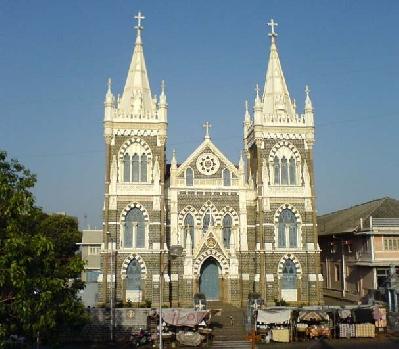 Церковь святой Марии на Горе