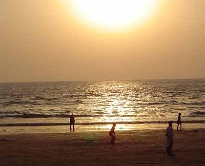 Пляж Чаупати
