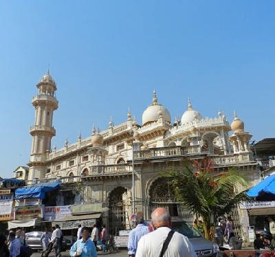 Джама-Масджид в Мумбаи
