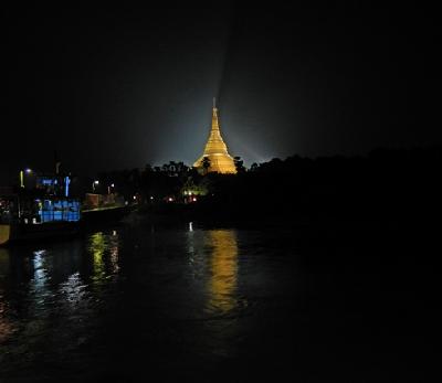 Пагода мировой випассаны