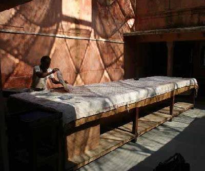 Музей ручной печати по ткани Анохи