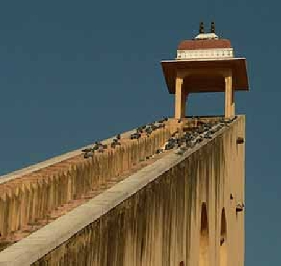 Джантар Мантар в Джайпуре