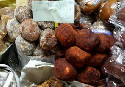 Рынок сладостей