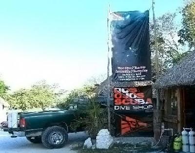 Дайвинг центр Дос Ожос