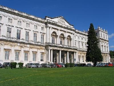 Национальный дворец Ажуда