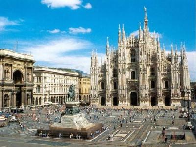 Миланский собор Duomo di Milano