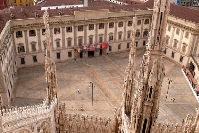 Королевский дворец Palazzo Reale di Milano