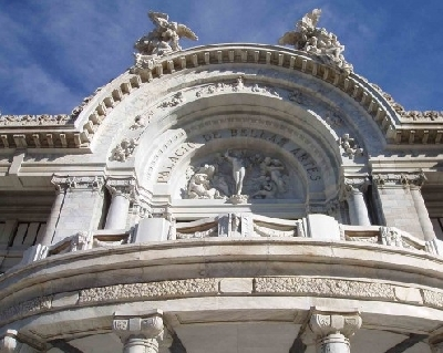 Дворец де Беллас Артес