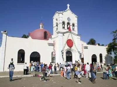 Храм Сан-Ласаро