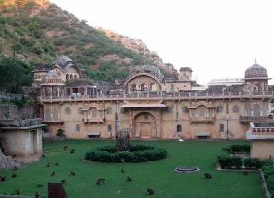 Храмовый комплекс Галтаджи