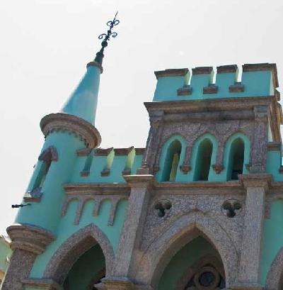 Замок Илха-Фискал
