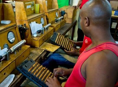 Сигарная фабрика Partagas