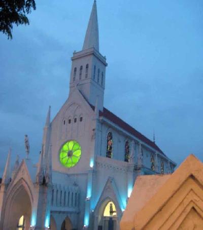 Церковь Лурдской Божией Матери