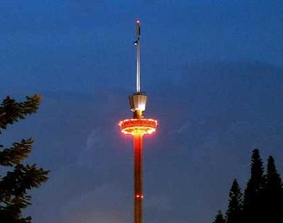 Смотровая вышка Tiger Sky Tower