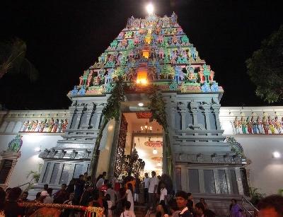 Храм Шри Тандаютапани