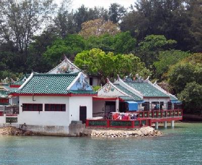 Остров Кусу