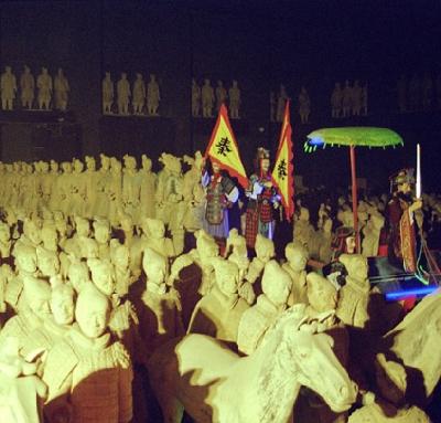 Город династии Тан