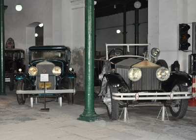 Музей автомобилей в Гаване