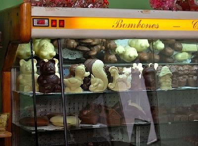 Музей шоколада в Гаване