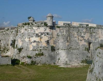 Крепость Сан-Карлос-де-ла-Кабанья