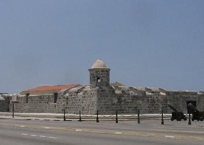 Крепость Сан Сальвадор де Ла Пунта