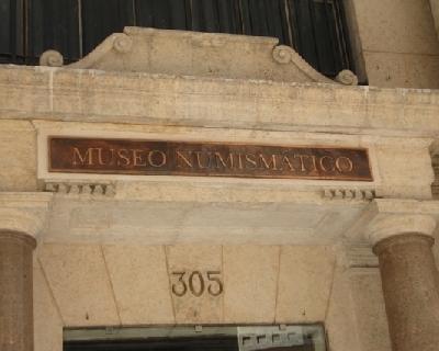 Музей нумизматики в Гаване
