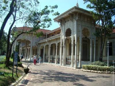 Тронный зал Ананта