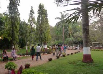 Парк Колаба