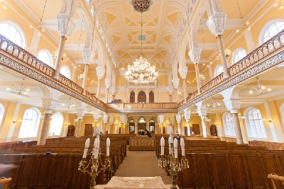 Большая Хоральная синагога Санкт-Петербурга