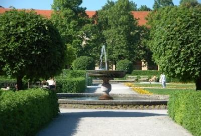 Парк Хофгартен