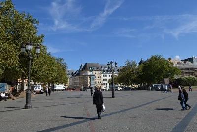 Площадь Гийома II