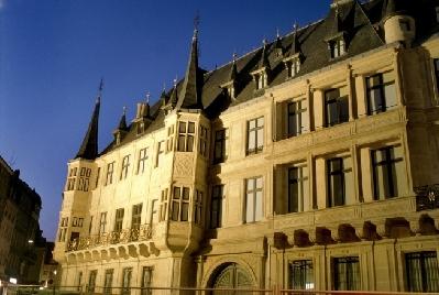 Большой герцогский дворец