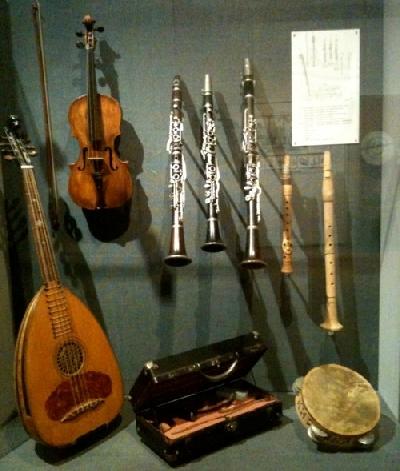 Музей греческих народных инструментов