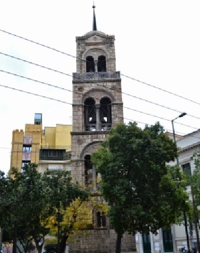 Русская церковь св. Никодима