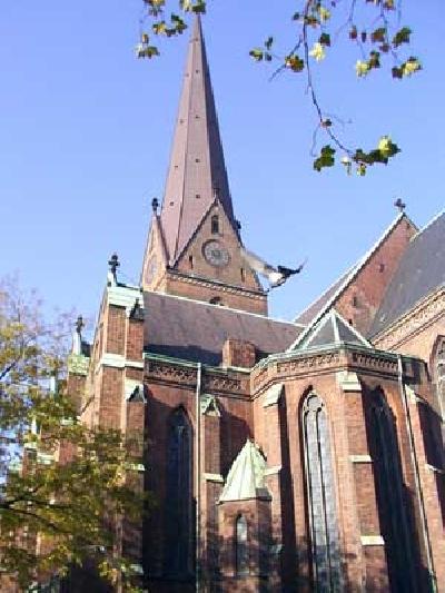 Церковь Сант Петри