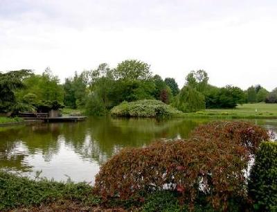 Ботанический сад Гамбурга