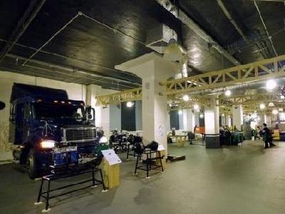 Музей занимательных наук «Экспериментаниум»