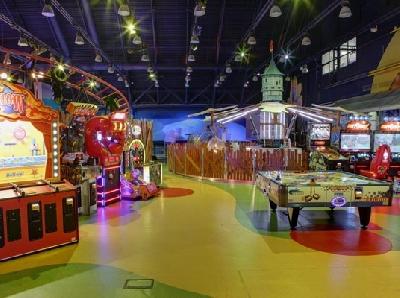 Парк развлечений «Космик Вэйпарк»