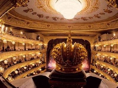 Экскурсия по Государственному академическому Мариинскому театру