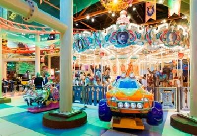 Парк аттракционом «HAPPYLON Magic Park»