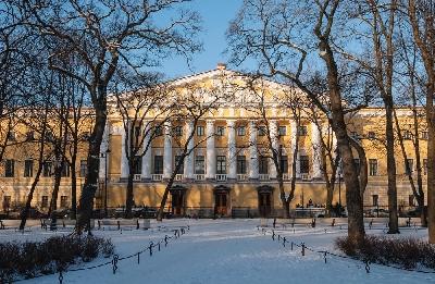 Адмиралтейство и Александровский сад