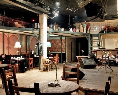 Театр и клуб
